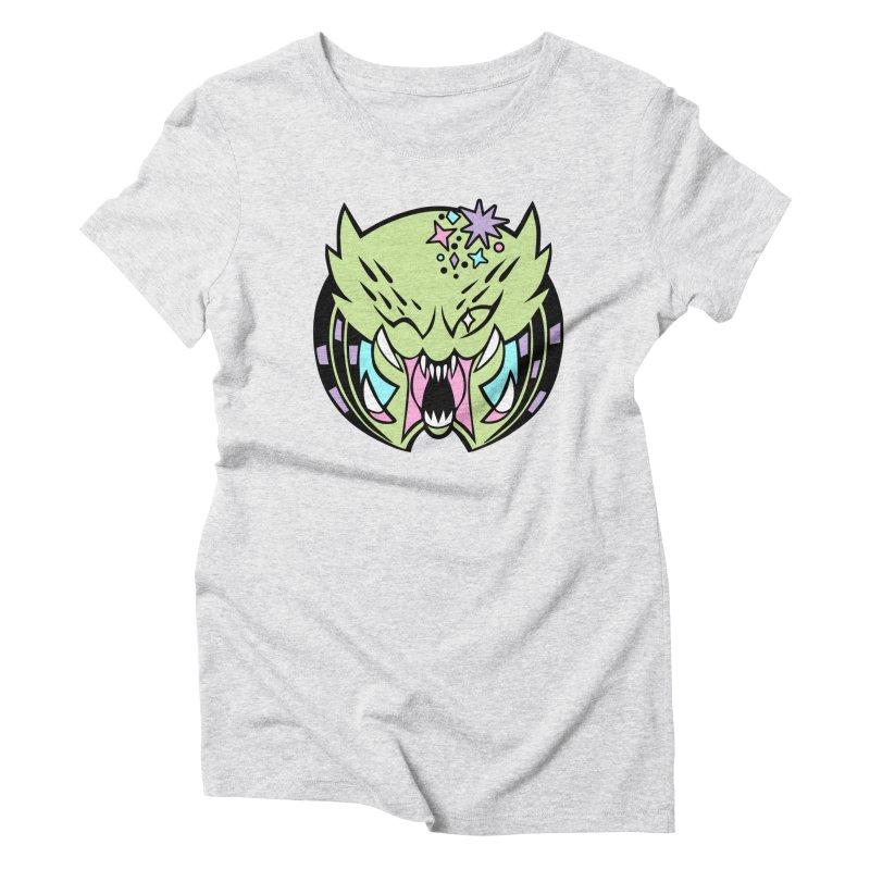 Yautja Women's Triblend T-Shirt by kathudsonart's Artist Shop