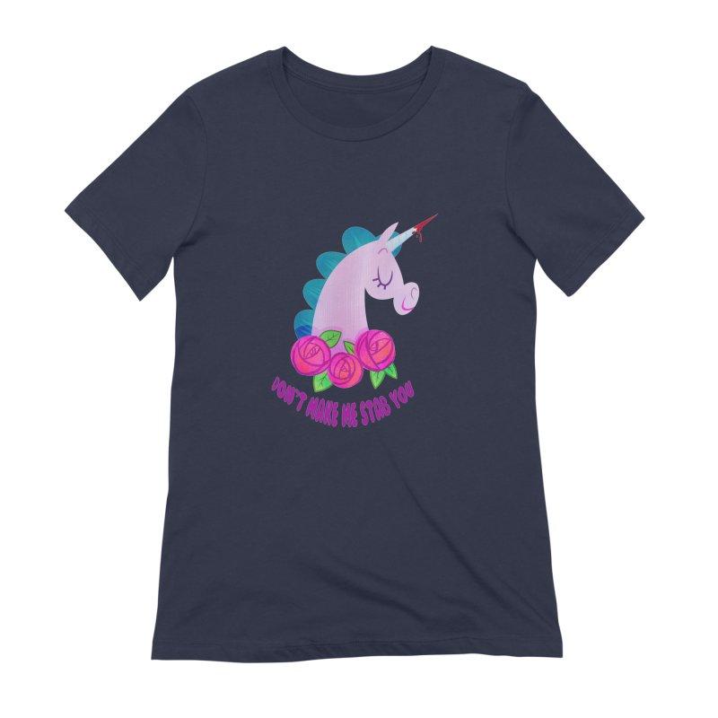 Stabby Women's Extra Soft T-Shirt by kathudsonart's Artist Shop