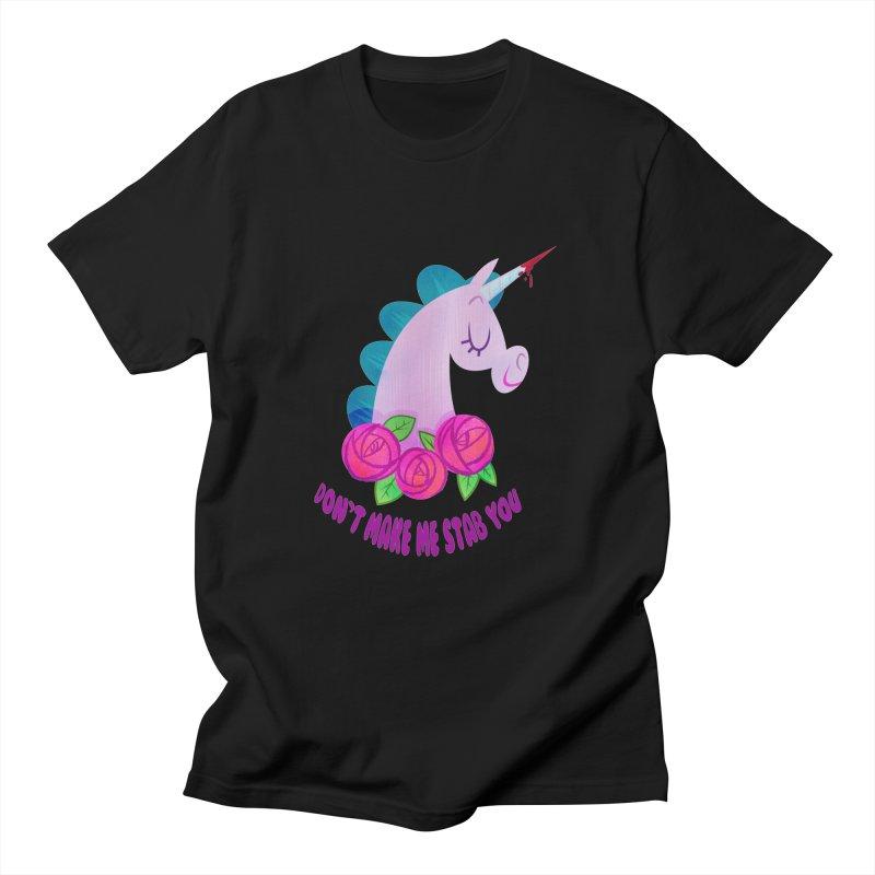 Stabby Women's Regular Unisex T-Shirt by kathudsonart's Artist Shop