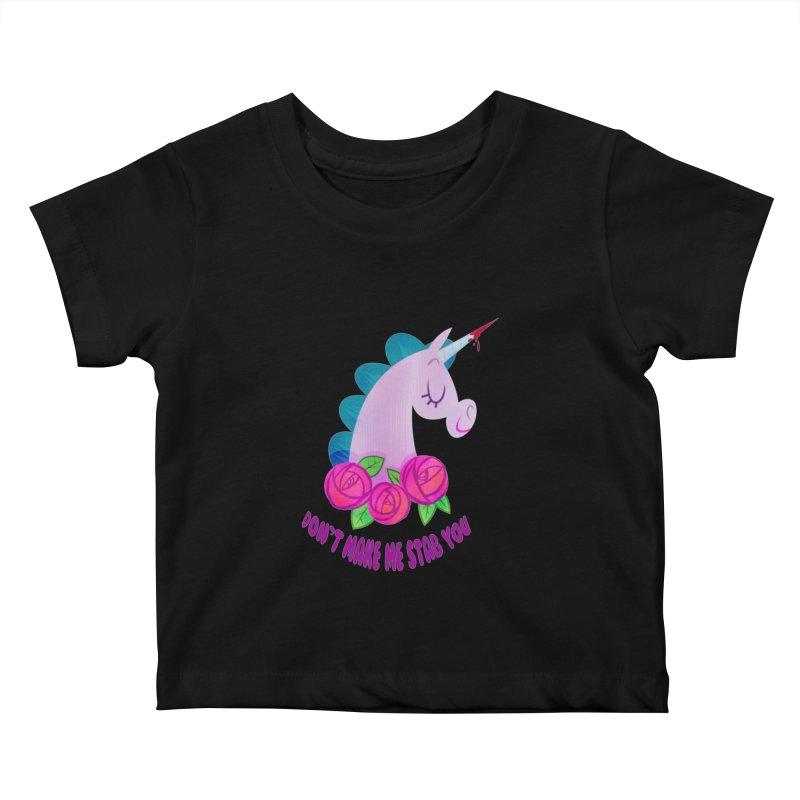 Stabby Kids Baby T-Shirt by kathudsonart's Artist Shop