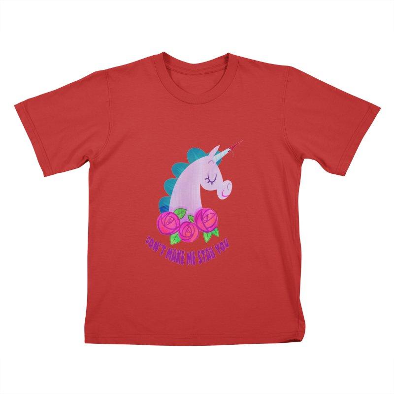 Stabby Kids T-Shirt by kathudsonart's Artist Shop