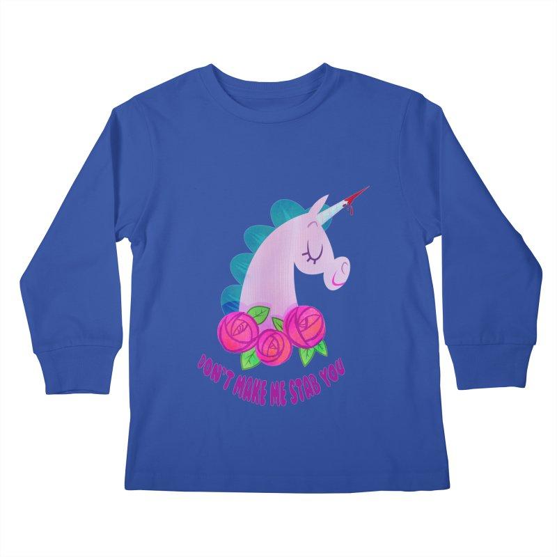 Stabby Kids Longsleeve T-Shirt by kathudsonart's Artist Shop