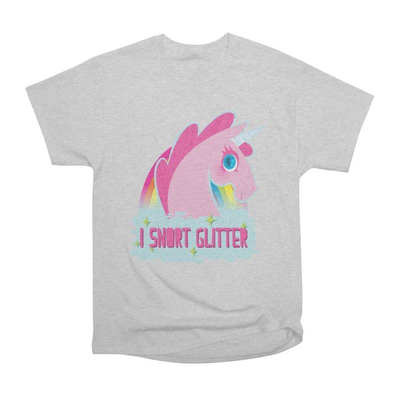 Snort Men's Heavyweight T-Shirt by kathudsonart's Artist Shop
