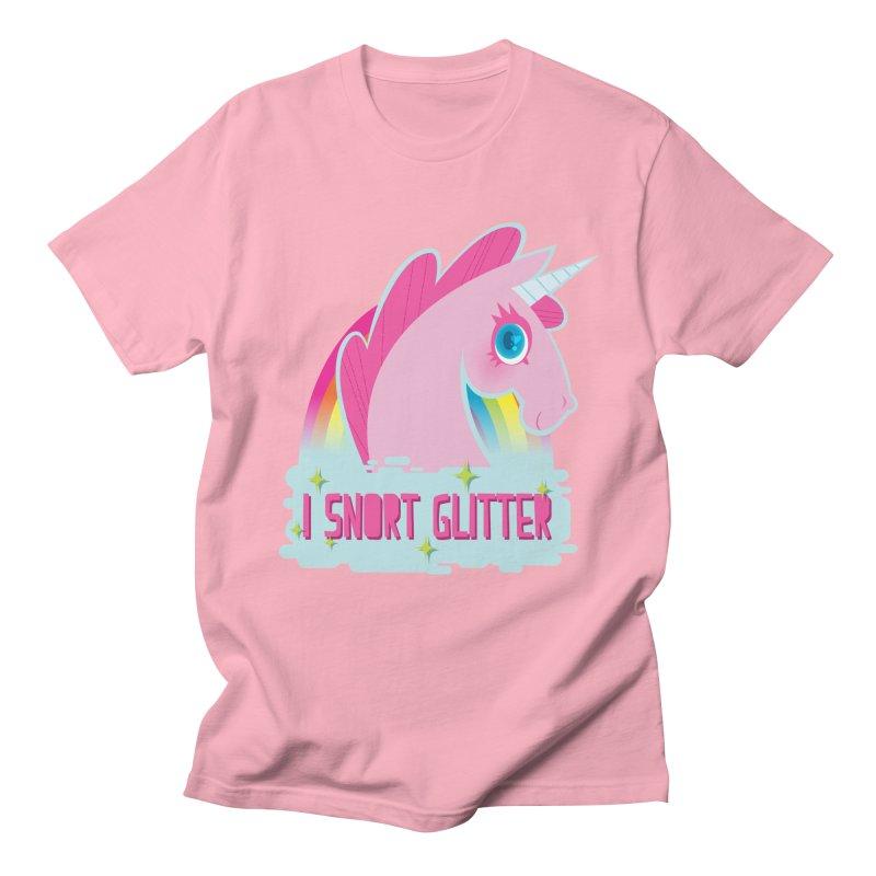 Snort Women's Regular Unisex T-Shirt by kathudsonart's Artist Shop