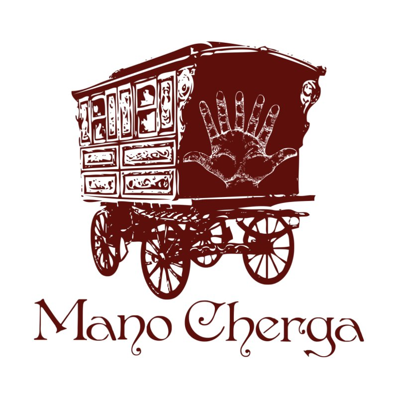 The Mano Cherga Band Women's T-Shirt by Katia Goa's Artist Shop