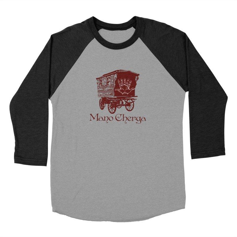 The Mano Cherga Band Men's Longsleeve T-Shirt by Katia Goa's Artist Shop