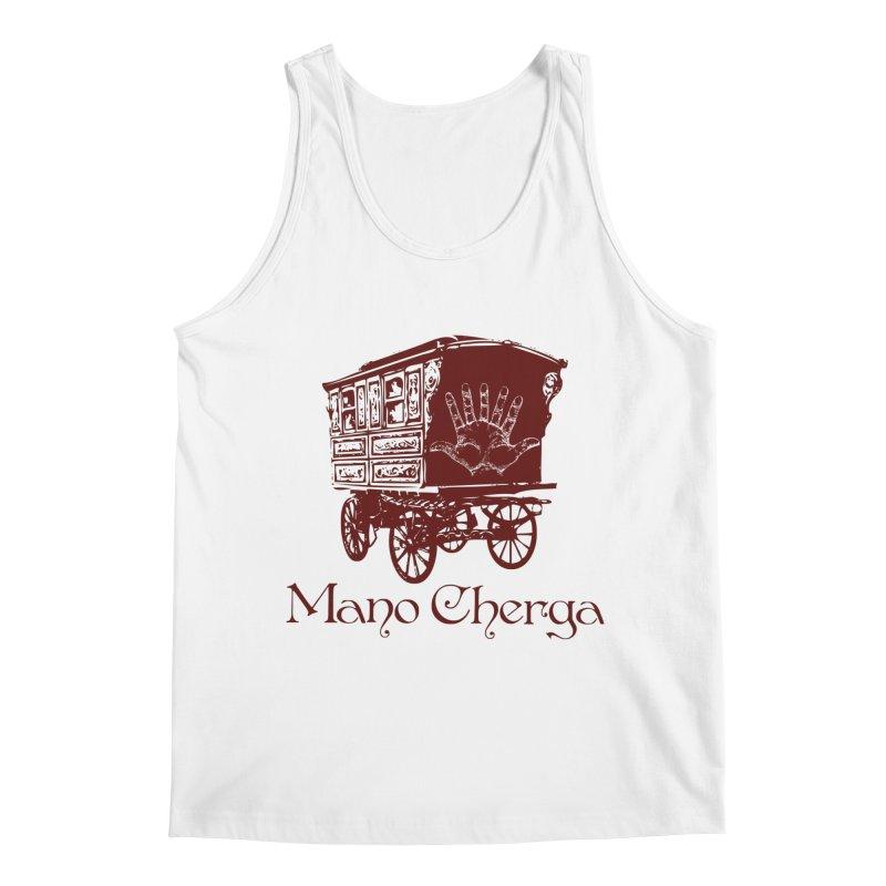 The Mano Cherga Band Men's Tank by Katia Goa's Artist Shop