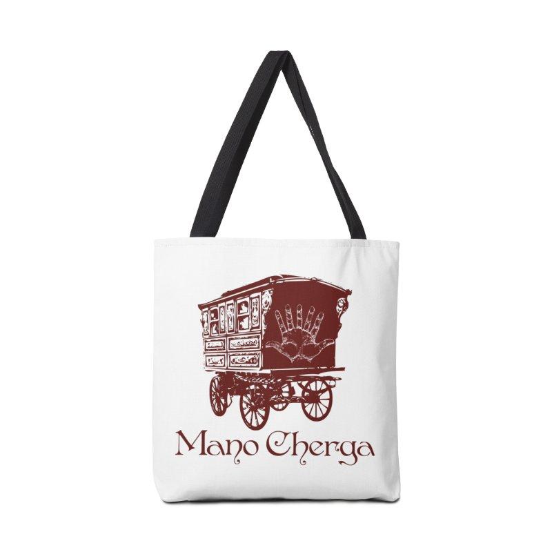 The Mano Cherga Band Accessories Bag by Katia Goa's Artist Shop