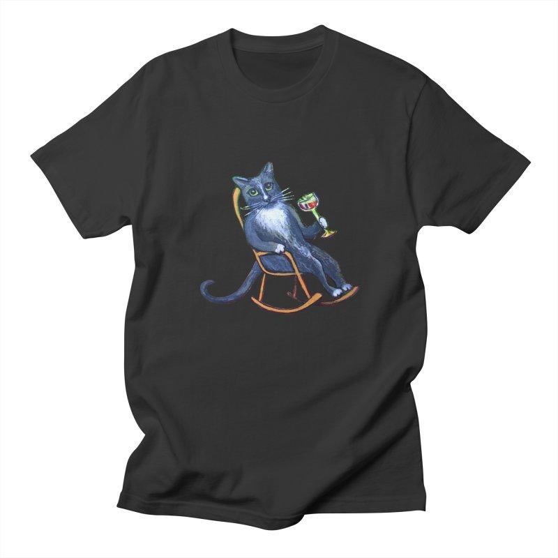 Dj Mittes Men's T-Shirt by Katia Goa's Artist Shop