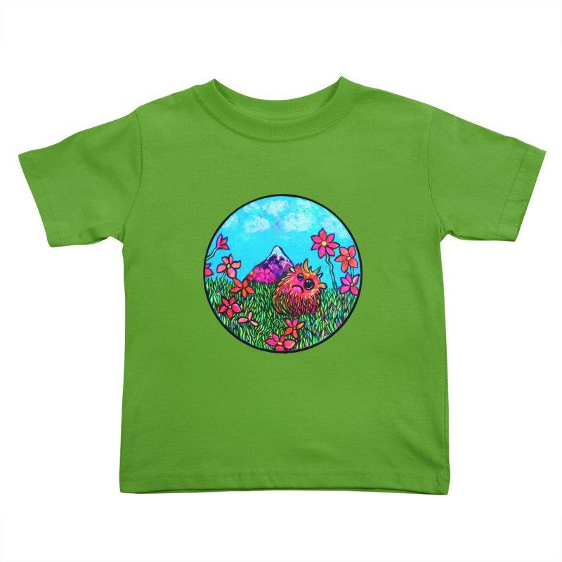 """""""Summer Hater"""" Kids Toddler T-Shirt by Katia Goa's Artist Shop"""