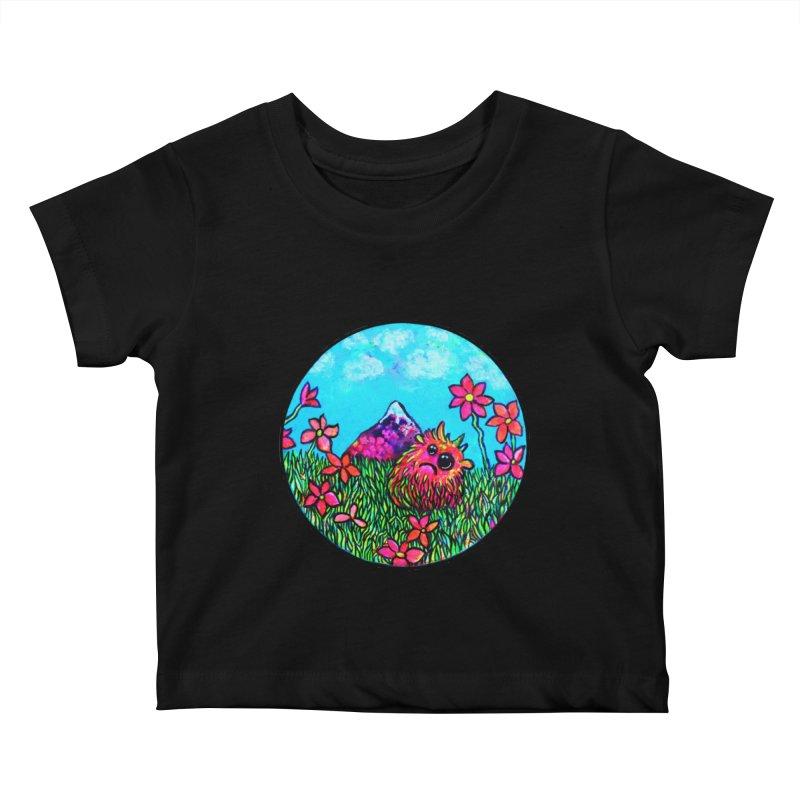 """Summer Hater"" Kids Baby T-Shirt by Katia Goa's Artist Shop"