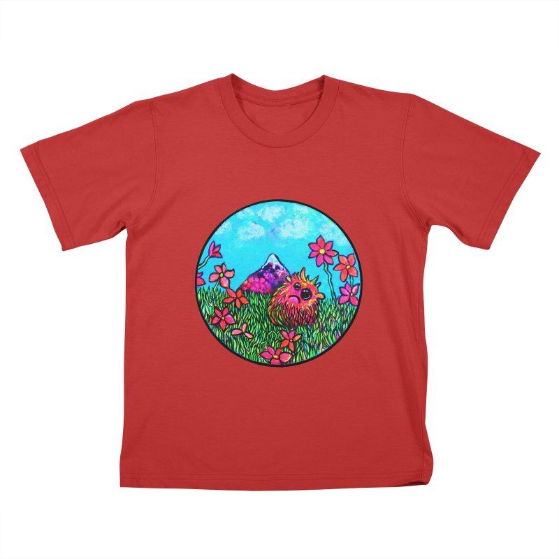 """""""Summer Hater"""" Kids T-Shirt by Katia Goa's Artist Shop"""