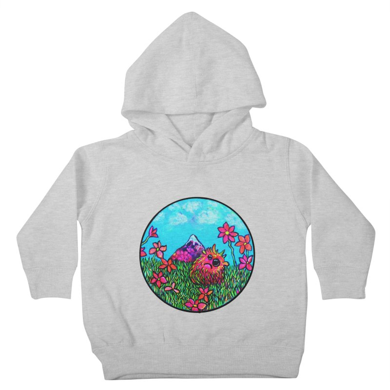 """""""Summer Hater"""" Kids Toddler Pullover Hoody by Katia Goa's Artist Shop"""
