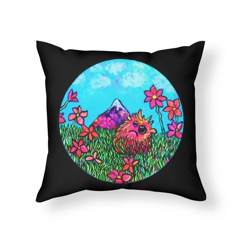 """Summer Hater"" Home Throw Pillow by Katia Goa's Artist Shop"