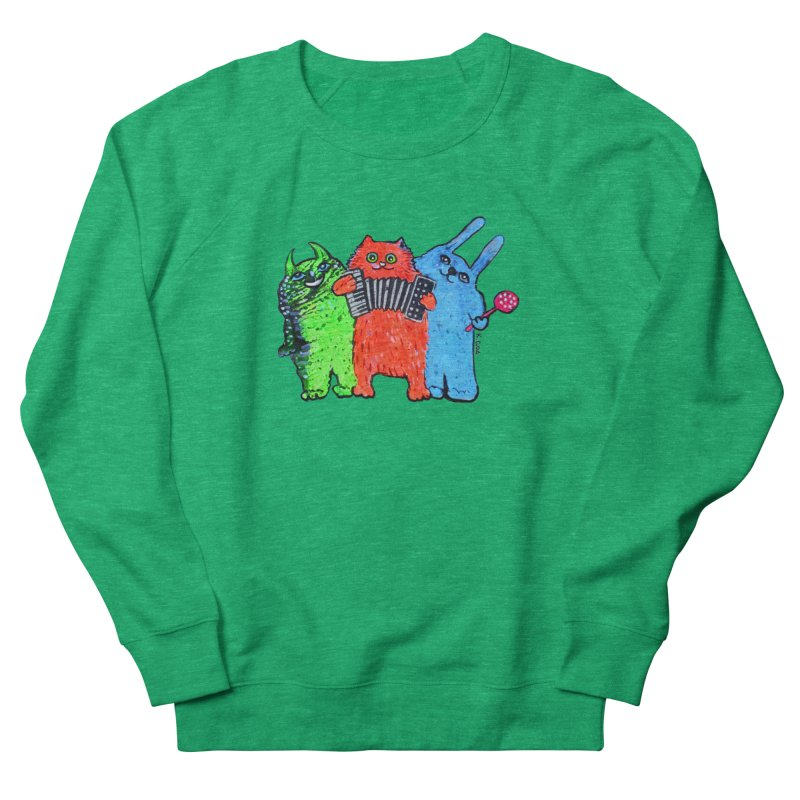 The Band Women's Sweatshirt by Katia Goa's Artist Shop