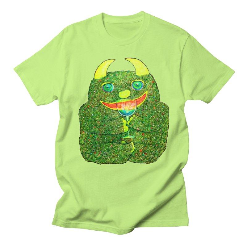 """Liquid Sunshine"" Men's T-Shirt by Katia Goa's Artist Shop"