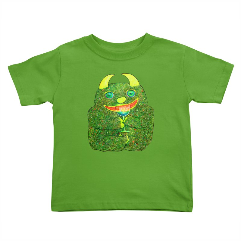 """Liquid Sunshine"" Kids Toddler T-Shirt by Katia Goa's Artist Shop"