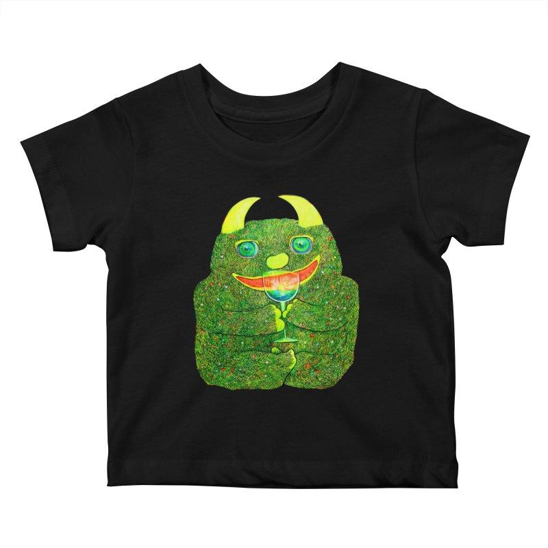 """Liquid Sunshine"" Kids Baby T-Shirt by Katia Goa's Artist Shop"
