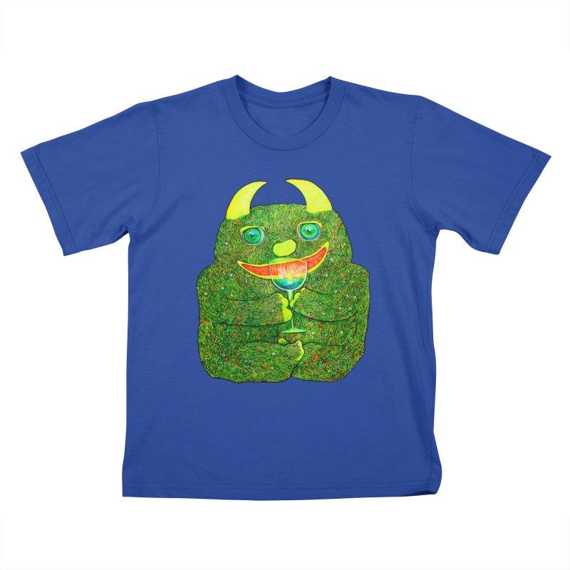 """Liquid Sunshine"" Kids T-Shirt by Katia Goa's Artist Shop"