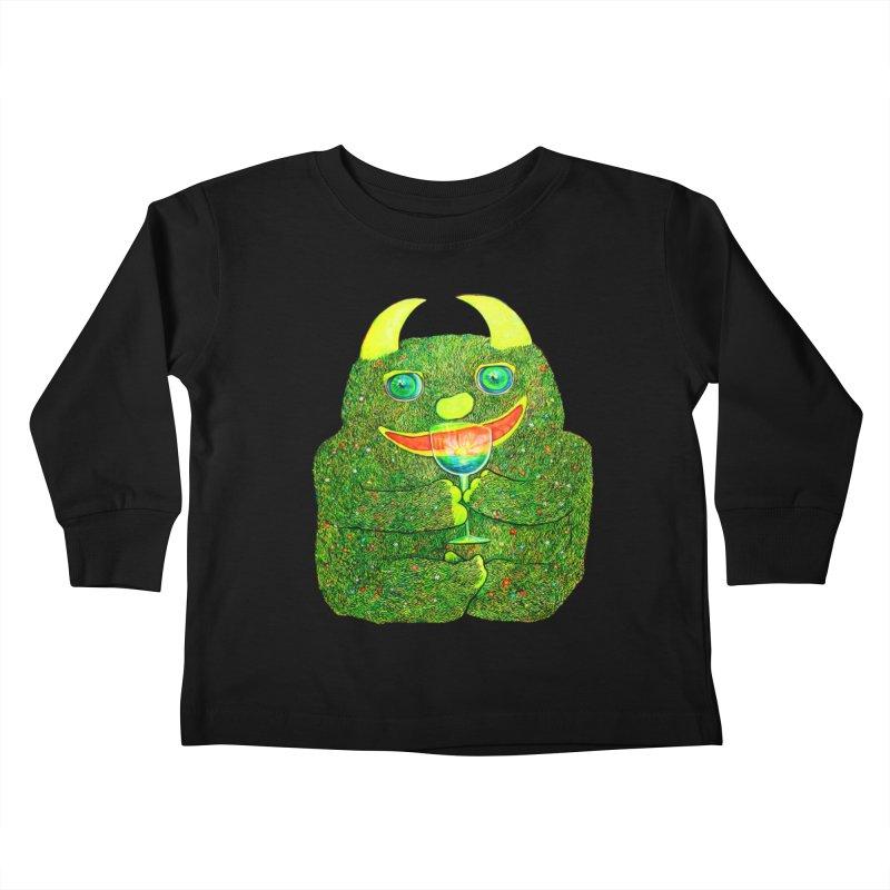 """Liquid Sunshine"" Kids Toddler Longsleeve T-Shirt by Katia Goa's Artist Shop"