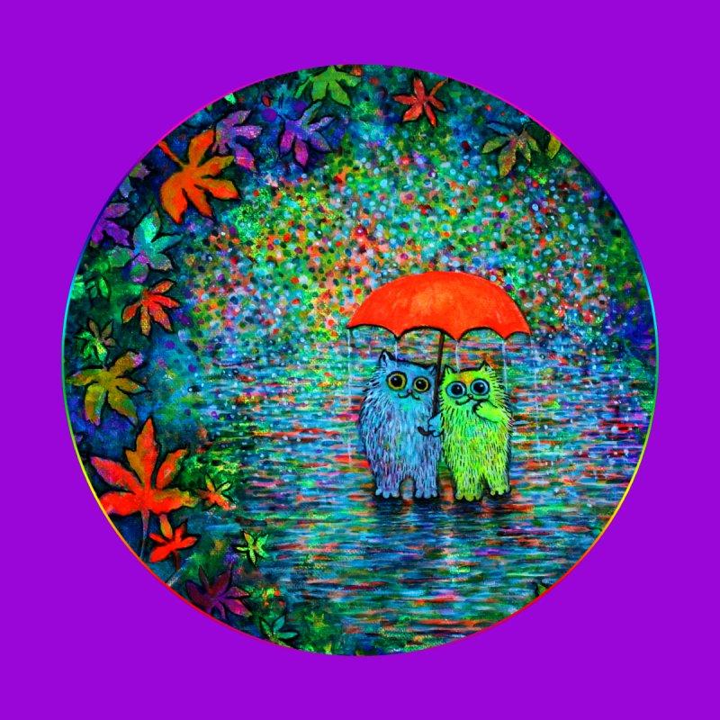 """Rain Cats"" Accessories Mug by Katia Goa's Artist Shop"