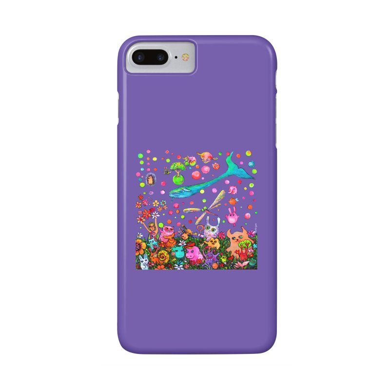 Polka Dots Accessories Phone Case by Katia Goa's Artist Shop