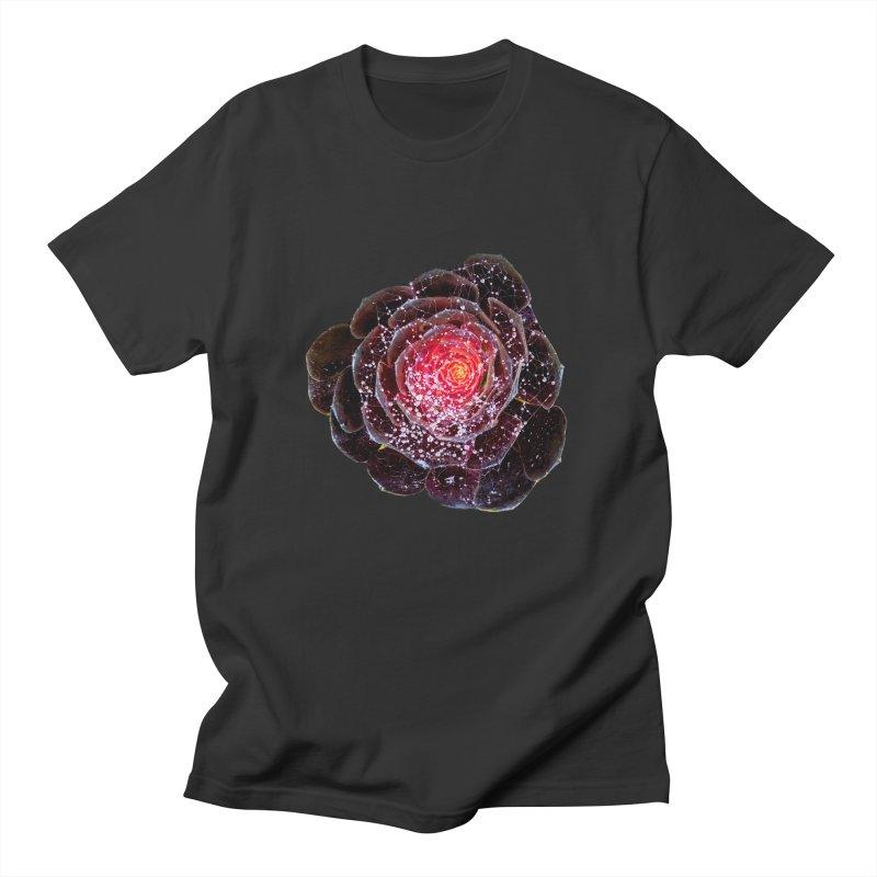 Rose Portal Men's T-Shirt by Katia Goa's Artist Shop
