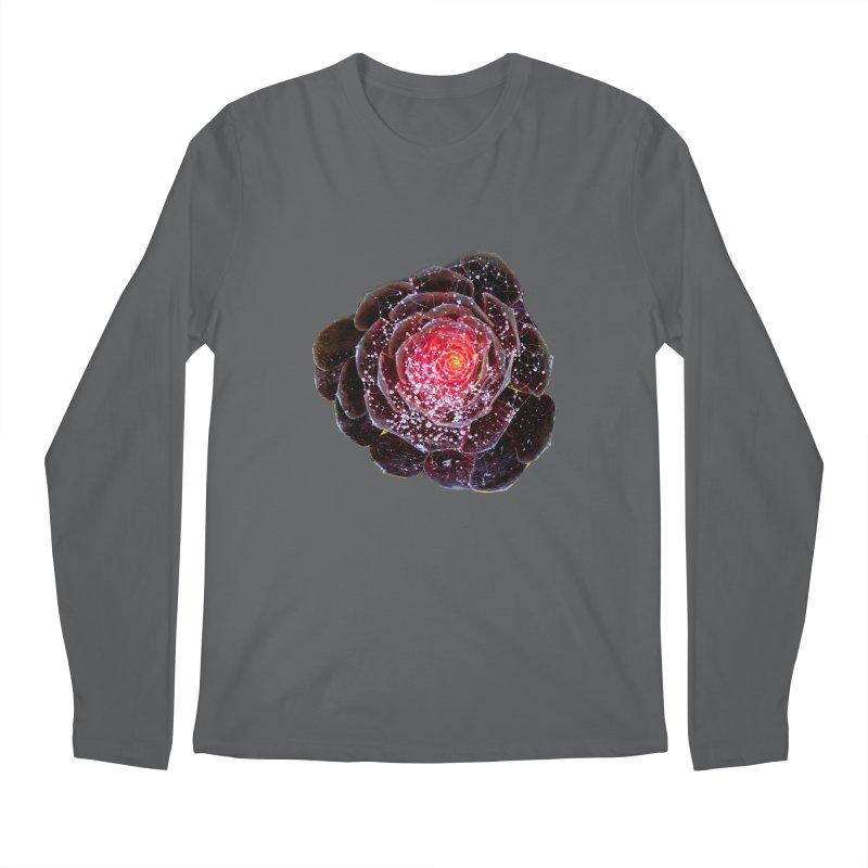 Rose Portal Men's Longsleeve T-Shirt by Katia Goa's Artist Shop