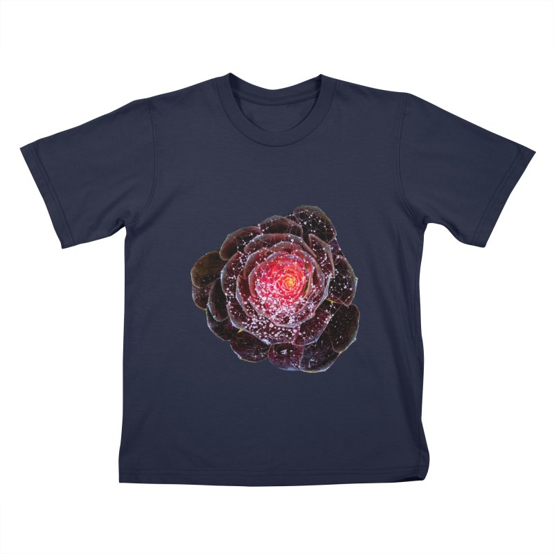 Rose Portal Kids T-Shirt by Katia Goa's Artist Shop