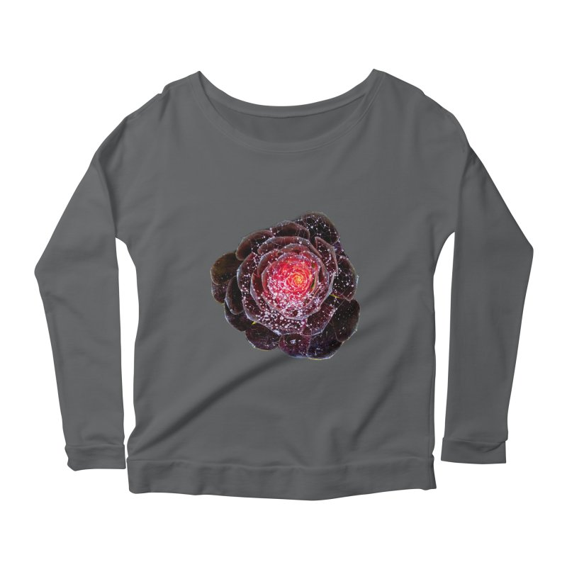 Rose Portal Women's Longsleeve T-Shirt by Katia Goa's Artist Shop