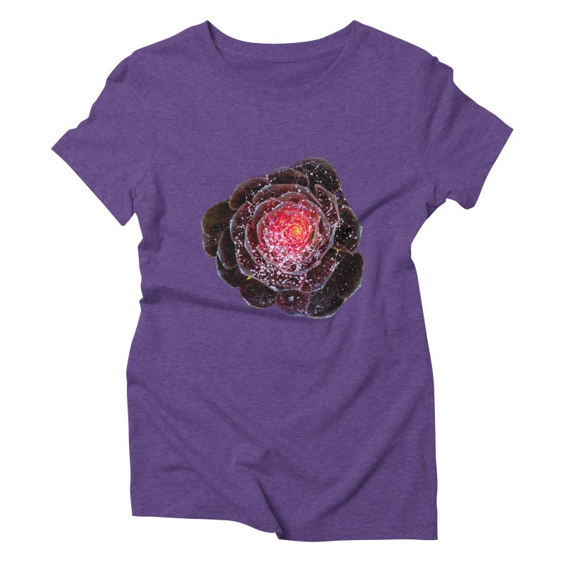 Rose Portal Women's T-Shirt by Katia Goa's Artist Shop