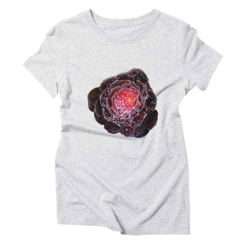 Rose Portal Women's T-Shirt by Katia Goa's Artist Shop
