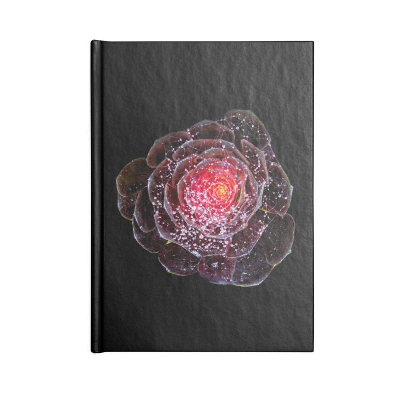 Rose Portal Accessories Notebook by Katia Goa's Artist Shop