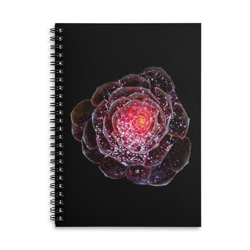 Rose Portal Accessories Notebook by Katia Goa's Artist Shop