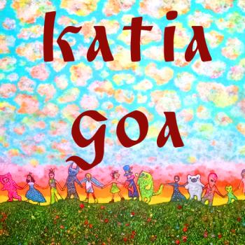 Katia Goa's Artist Shop Logo