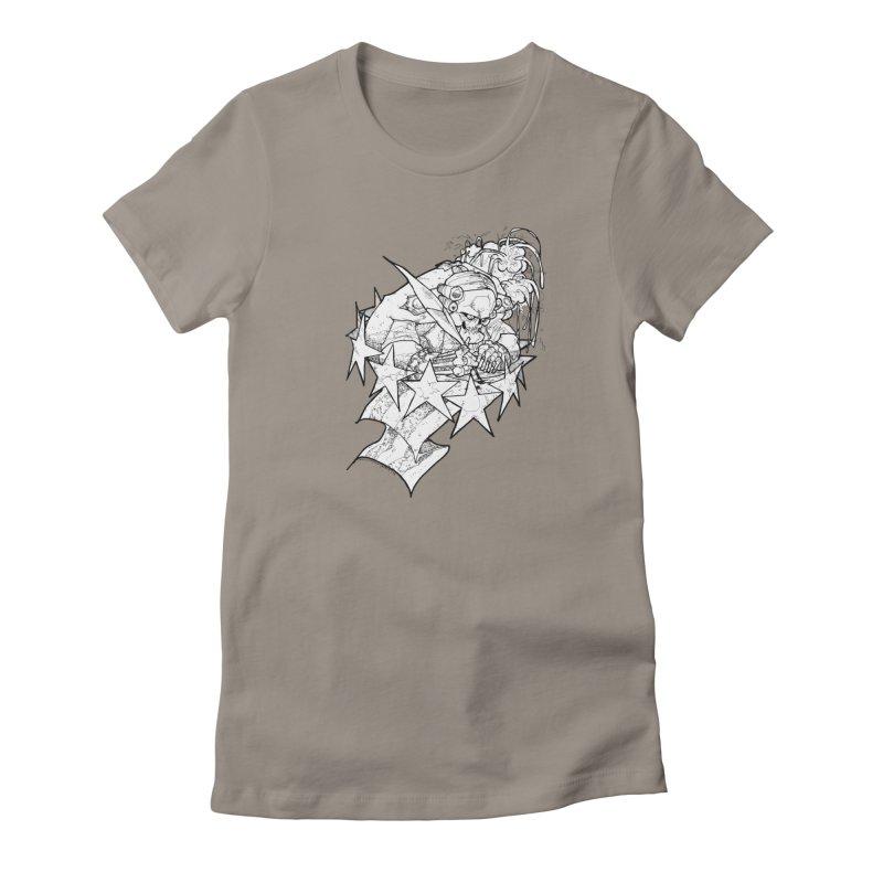July 1st, 1776 [The First Welfare Check] Women's T-Shirt by Katiecrimespree's Ye Olde Shirt Shoppe