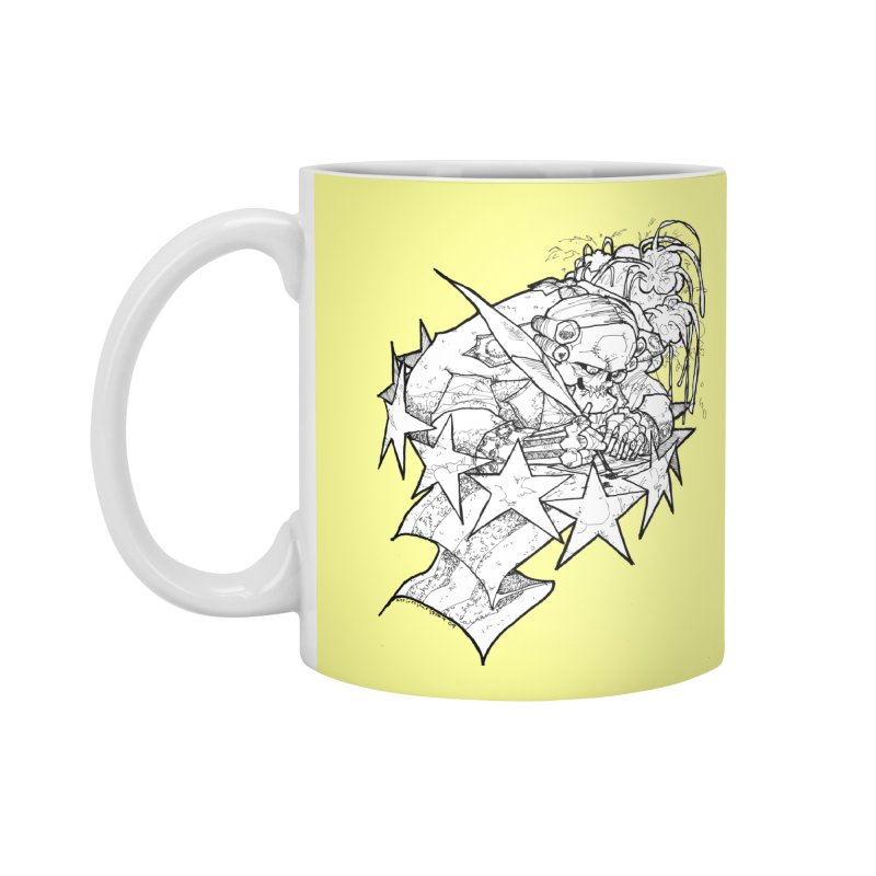 July 1st, 1776 [The First Welfare Check] Accessories Mug by Katiecrimespree's Ye Olde Shirt Shoppe