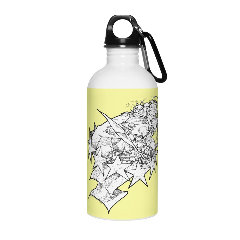 July 1st, 1776 [The First Welfare Check] Accessories Water Bottle by Katiecrimespree's Ye Olde Shirt Shoppe