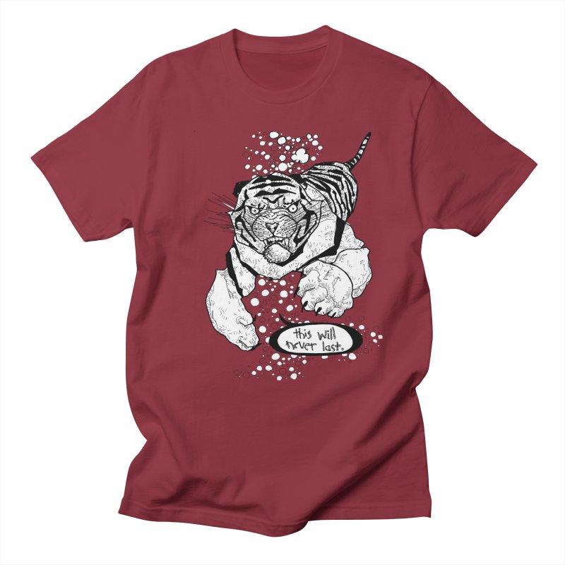 Neverlast Men's T-Shirt by Katiecrimespree's Ye Olde Shirt Shoppe