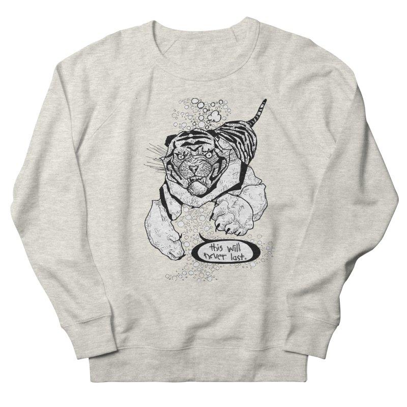 Neverlast Women's French Terry Sweatshirt by Katiecrimespree's Ye Olde Shirt Shoppe