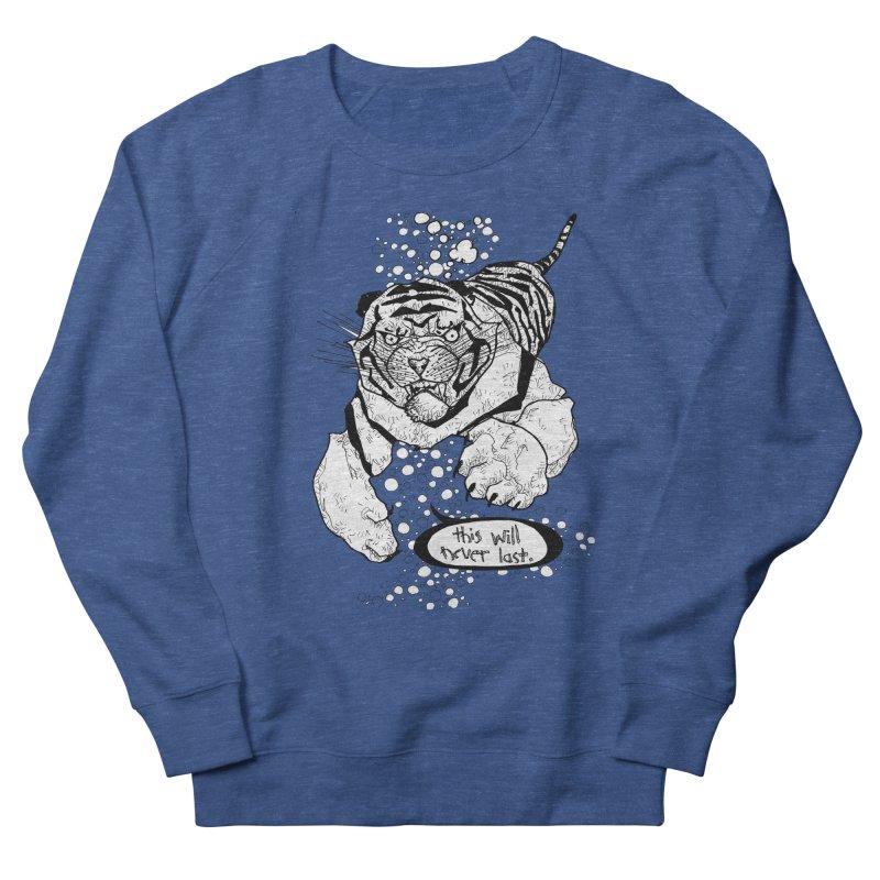 Neverlast Men's Sweatshirt by Katiecrimespree's Ye Olde Shirt Shoppe