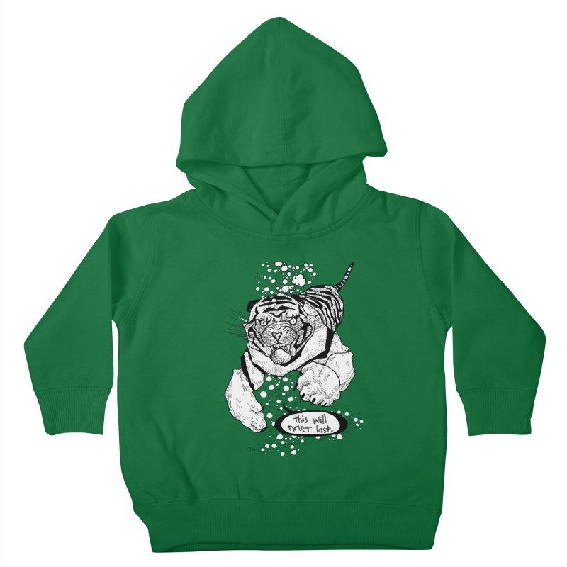 Neverlast Kids Toddler Pullover Hoody by Katiecrimespree's Ye Olde Shirt Shoppe
