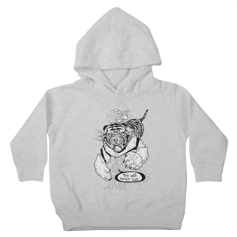Neverlast Kids Toddler Pullover Hoody by Katiecrimespree's Ye Olde Shirt Shoppe