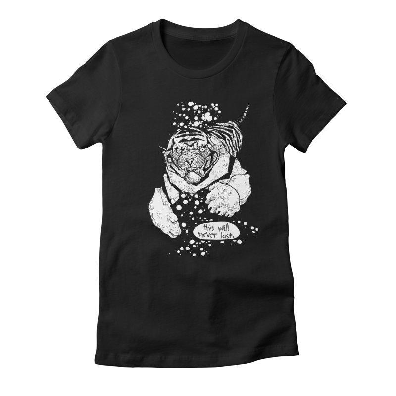 Neverlast Women's T-Shirt by Katiecrimespree's Ye Olde Shirt Shoppe