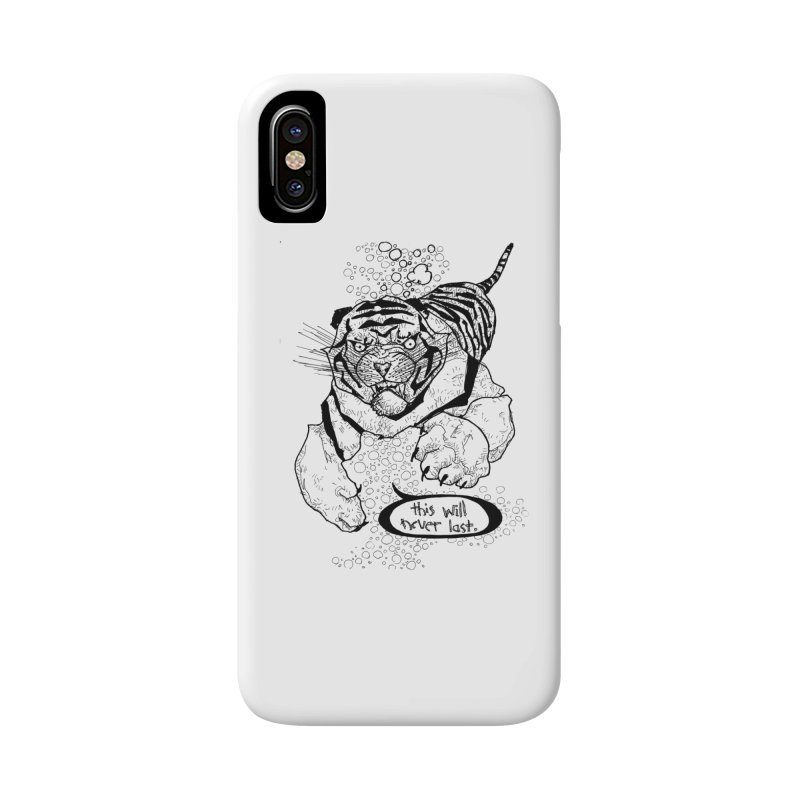 Neverlast Accessories Phone Case by Katiecrimespree's Ye Olde Shirt Shoppe