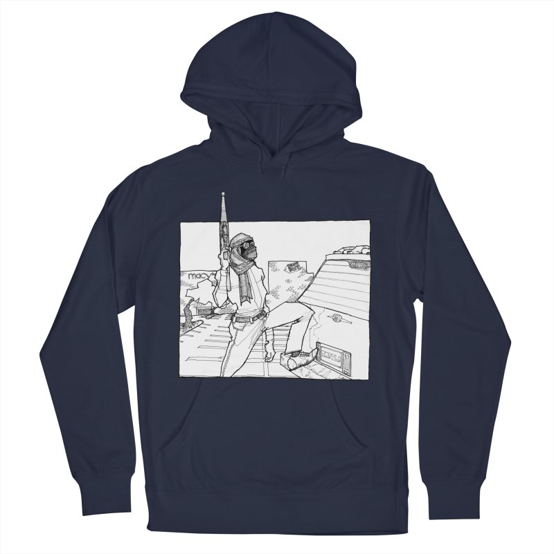 A.T. Men's Pullover Hoody by Katiecrimespree's Ye Olde Shirt Shoppe