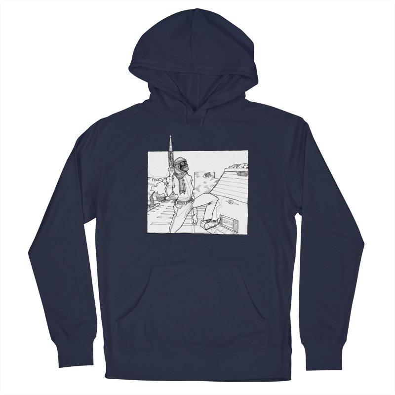 A.T. Men's Pullover Hoody by Katiecrimespree's Ye Olde Shirt Shoppe