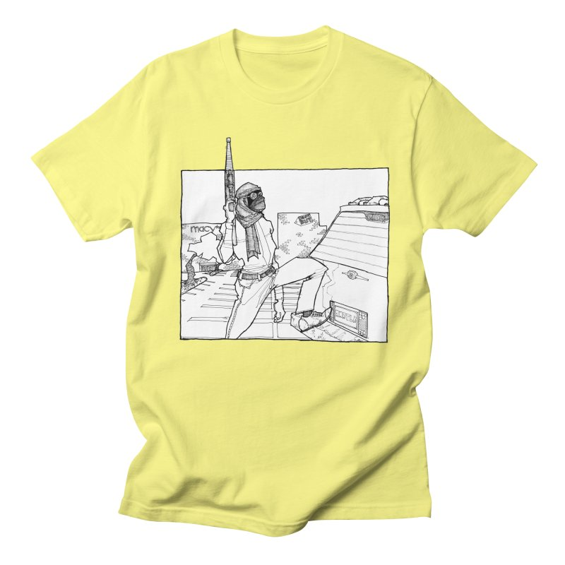 A.T. Men's T-Shirt by Katiecrimespree's Ye Olde Shirt Shoppe