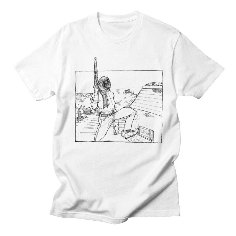 A.T. Men's Regular T-Shirt by Katiecrimespree's Ye Olde Shirt Shoppe