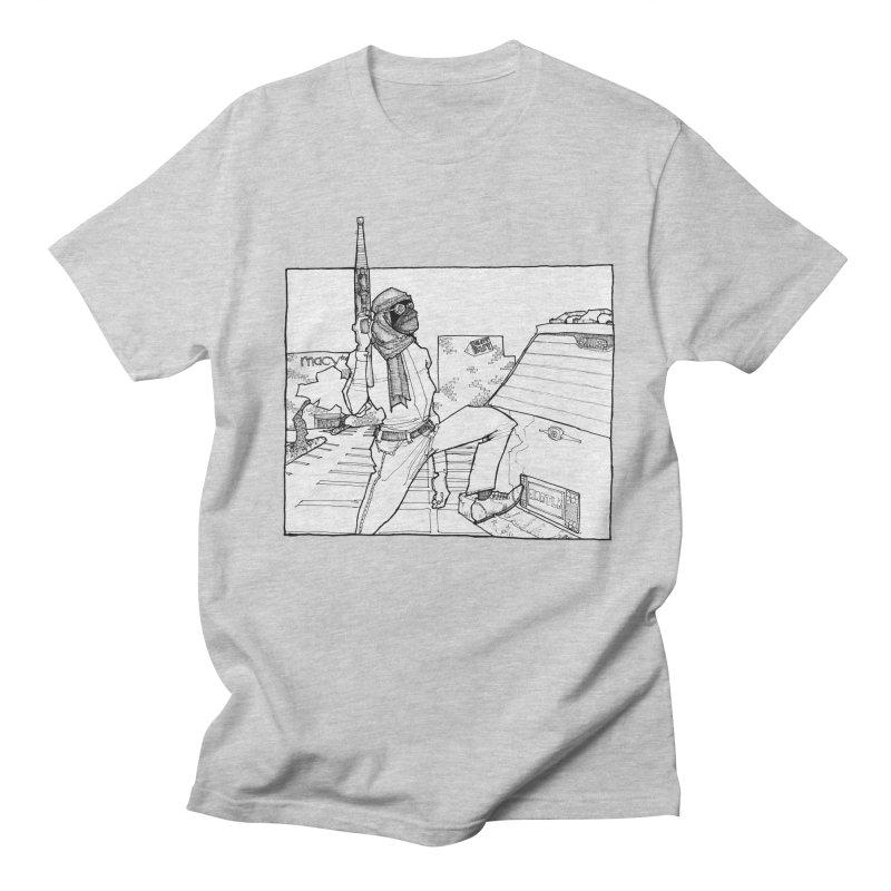 A.T. Men's T-Shirt by Katiecrimespree's Ye Olde Shirt Shoppe
